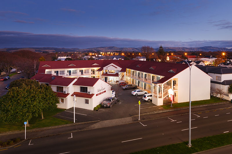 Palmerston North wedding accommodation